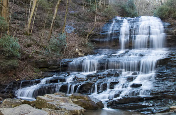 Photograph - Pearsons Falls by Chris Flees