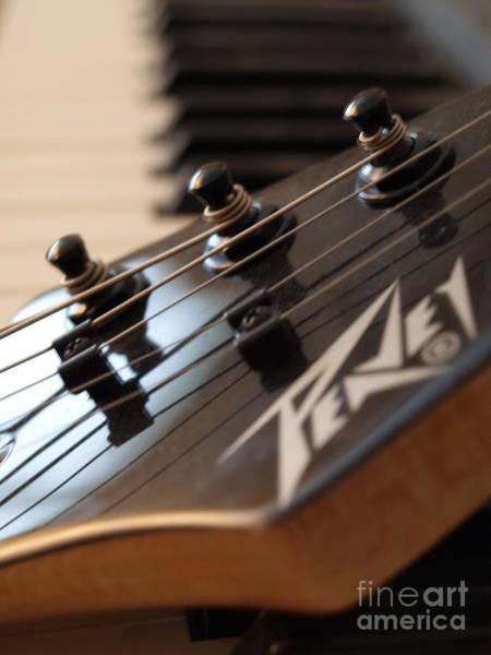 Photograph - Peavey Guitar - 8 by Vivian Martin