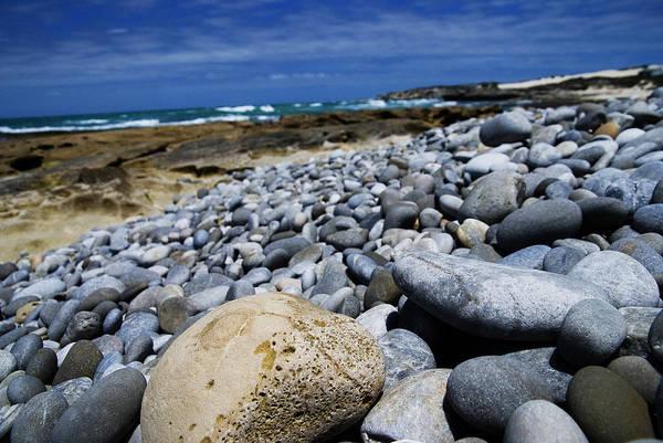 Wall Art - Photograph - Pebble Beach 4 by Sarah-jane Laubscher