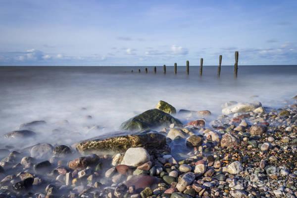 Photograph - Pebble Beach by Ian Mitchell