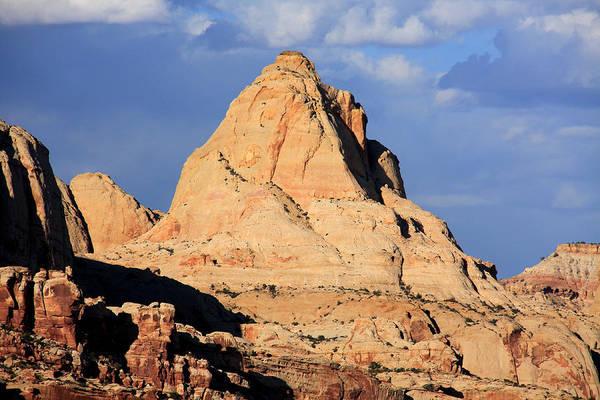 Photograph - Pectols Pyramid - Utah  by Aidan Moran