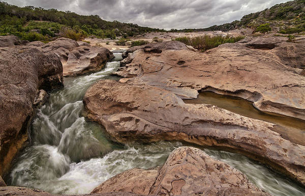 Photograph - Pedernales Falls by Todd Aaron