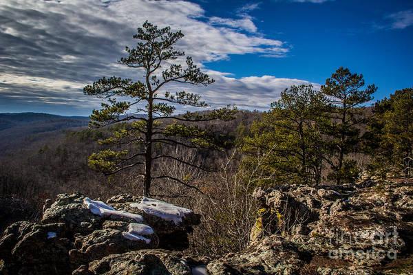 Photograph - Pedestal Rocks 2 by Jim McCain
