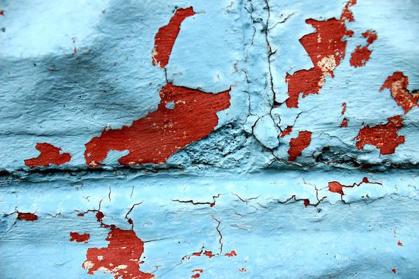 Peeling Paint Wall Art - Photograph - Peeling Paint by Patricia Lintner