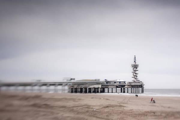 Scheveningen Pier Photograph - Peer Scheveningen by Joas Wilzing