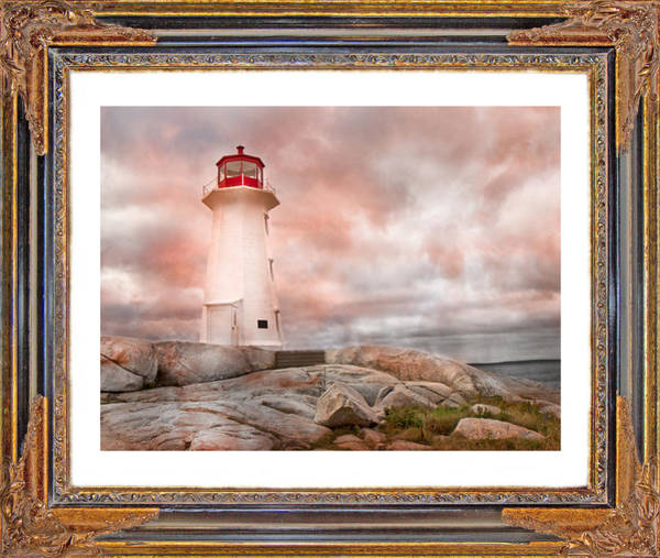 Halifax Wall Art - Digital Art - Peggy's Beauty by Betsy Knapp