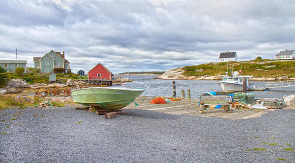 Halifax Wall Art - Photograph - Peggy's Cove 1 by Betsy Knapp