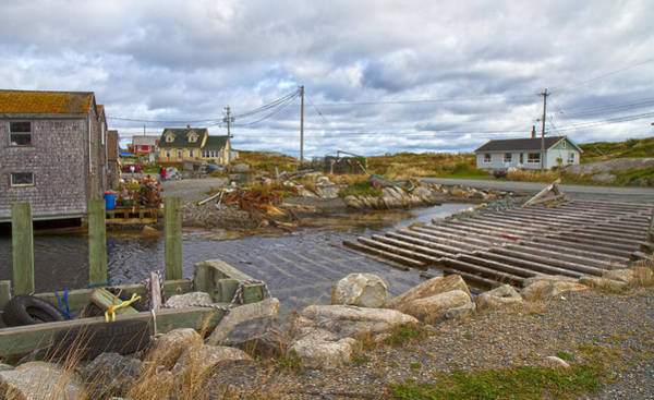 Halifax Wall Art - Photograph - Peggy's Cove 8 by Betsy Knapp