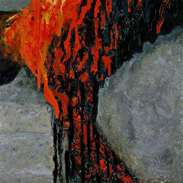 Painting - Pele's Passion by Darice Machel McGuire