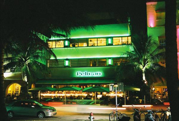 Pelican Hotel Film Image Art Print