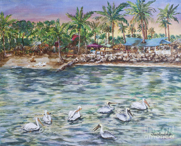 Painting - Pelican Medley by Janis Lee Colon