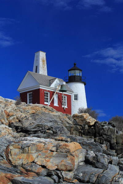 Photograph - Pemaquid By The Sea by Doug Mills