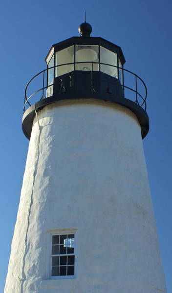 Photograph - Pemaquid Lighthouse by Amazing Jules