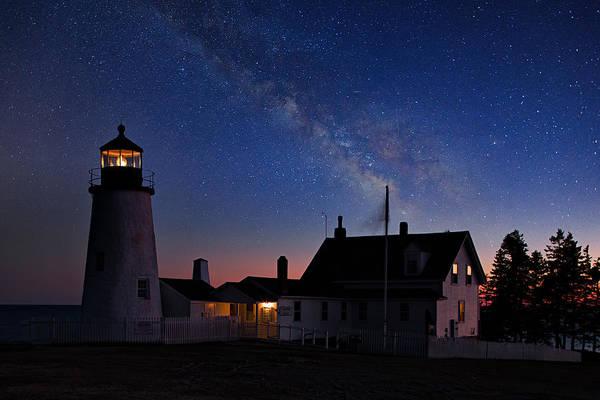 Photograph - Pemaquid Point Light by Emmanuel Panagiotakis