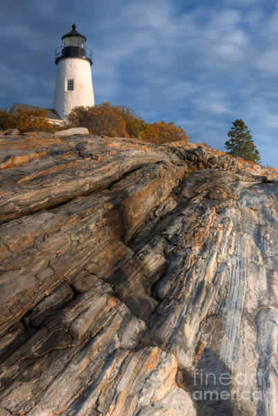 Photograph - Pemaquid Point Light II by Clarence Holmes