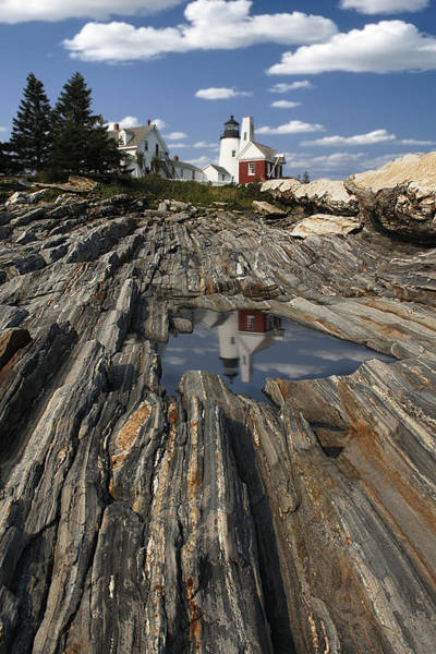 Wall Art - Photograph - Pemaquid Point Light by Richard Trahan