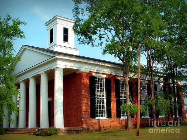Photograph - Penfield Baptist Church Art by Reid Callaway