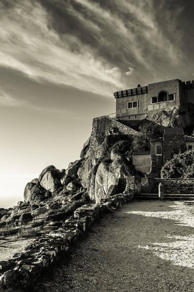 Sintra Photograph - Peninha Sanctuary V by Marco Oliveira