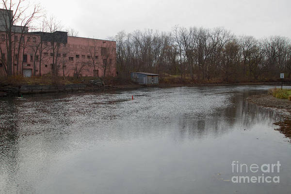 Photograph - Penn Yan Outlet by William Norton