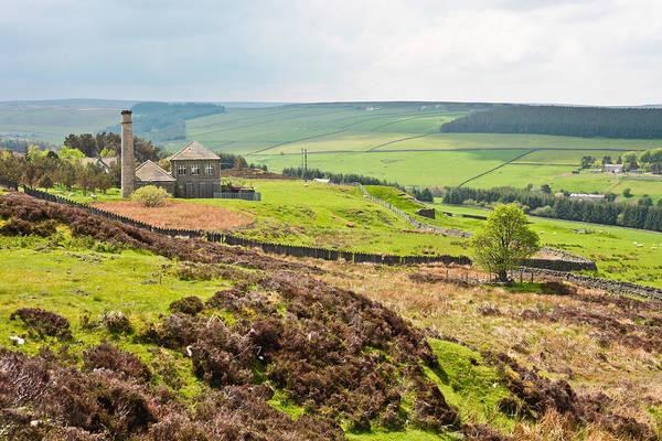 English Countryside Photograph - Pennine Hills by Tom Gowanlock