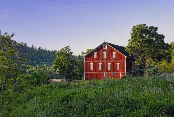 Somerset County Photograph - Pennsylvania Summer by Bob Hancock
