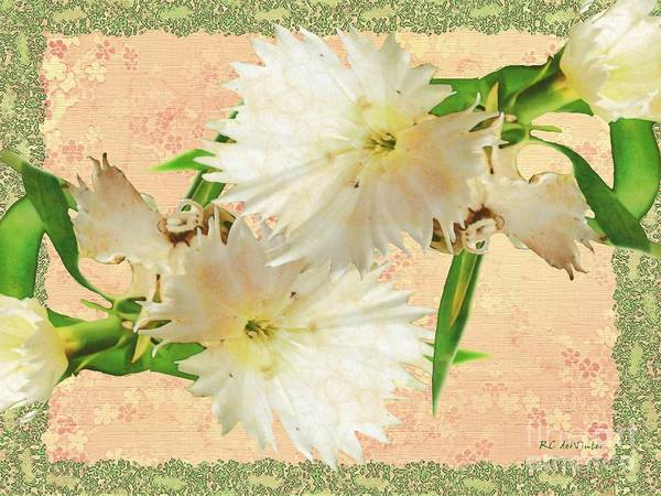 Painting - Penny Postcard Cheerful by RC DeWinter
