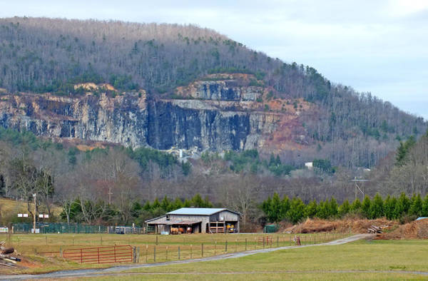 Photograph - Penrose Quarry And Farm by Duane McCullough