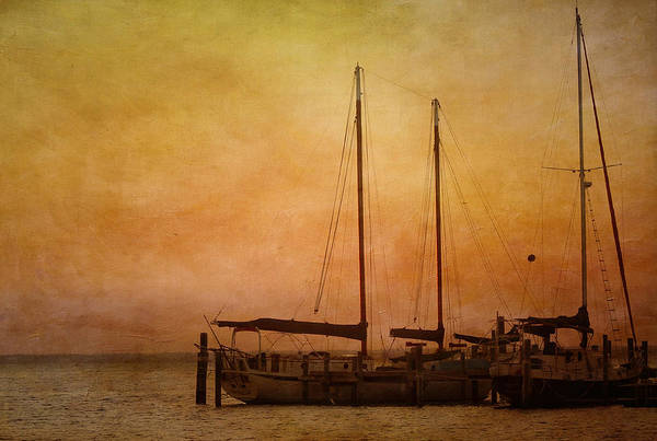 Photograph - Pensacola Harbor by Kim Hojnacki