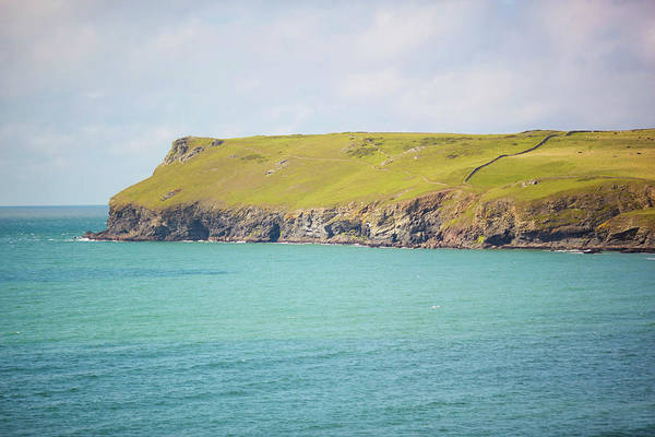 Headlands Photograph - Pentire Headland by Olivia Bell Photography