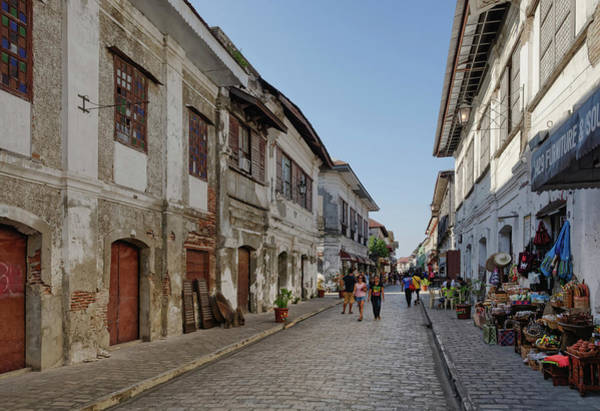 Calle Wall Art - Photograph - People Walking On Street, Calle by Panoramic Images