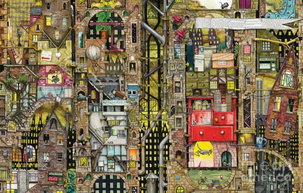 Horizontal Digital Art - Pepper Dreams by MGL Meiklejohn Graphics Licensing