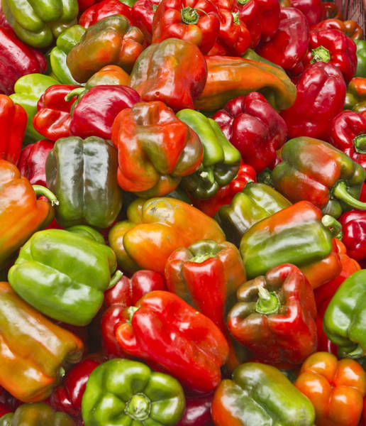 Photograph - Peppers by Ricky L Jones