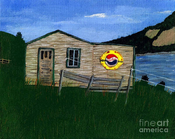Soda Pop Painting - Pepsi Remember When by Barbara Griffin