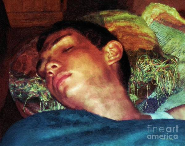 Painting - Perchance To Dream by RC DeWinter