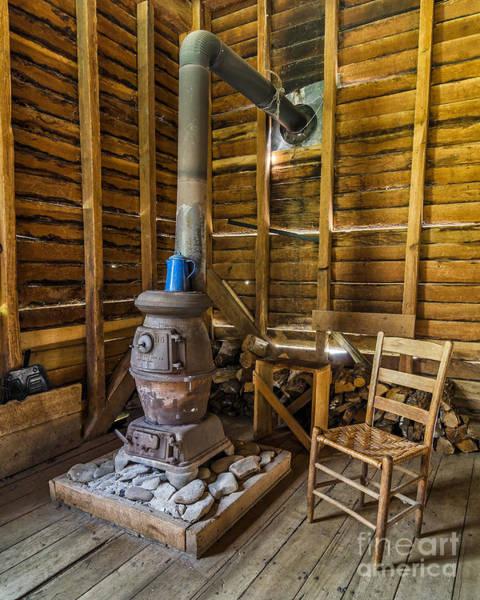 Mingus Mill Photograph - Percolator by Anthony Heflin