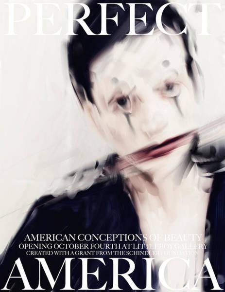 Advertisement Digital Art - Perfect America by H James Hoff