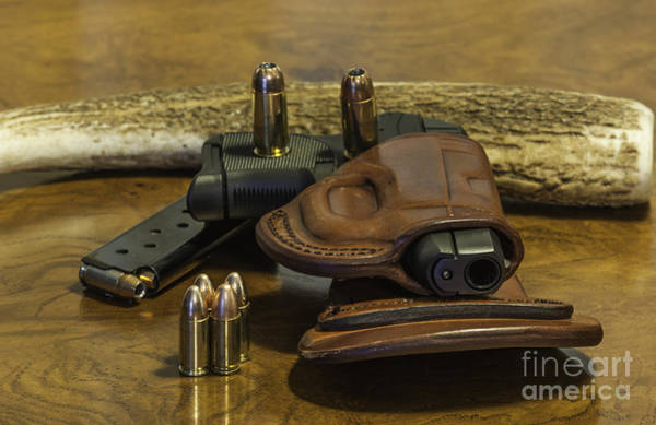 Photograph - Perfect Concealed Carry Setup by Dale Powell