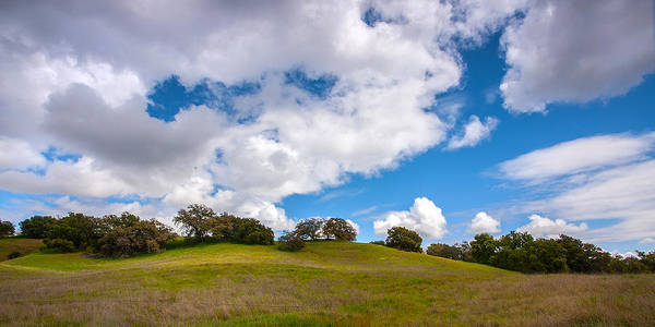 Santa Rosa Photograph - Perfect Day - Widescreen by Peter Tellone
