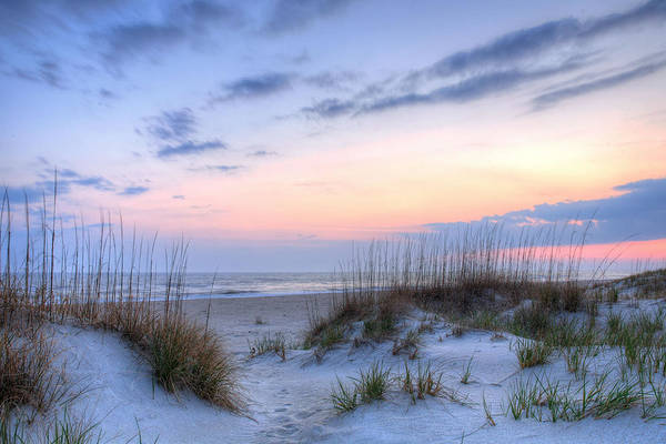 Outer Banks Wall Art - Photograph - Perfect Skies by JC Findley