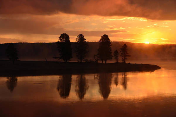 Photograph - Perfect Sunrise by Tranquil Light  Photography