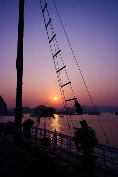 Wall Art - Photograph - Perfect Sunset by FireFlux Studios