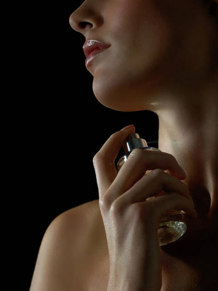 Perfume Photograph - Perfume by Kate Jacobs/science Photo Library