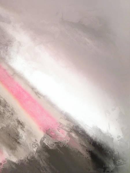 Painting - perilous realm II by John WR Emmett