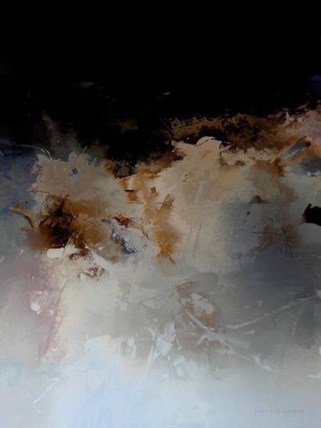 Painting - perilous realm VII by John WR Emmett