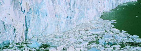 Perito Moreno Glacier In The Los Art Print by Martin Zwick
