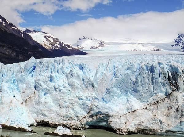 Conserved Photograph - Perito Moreno Glacier by Photostock-israel