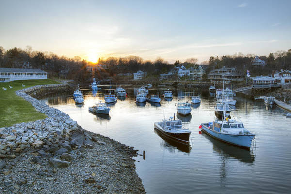 Wall Art - Photograph - Perkins Cove by Eric Gendron
