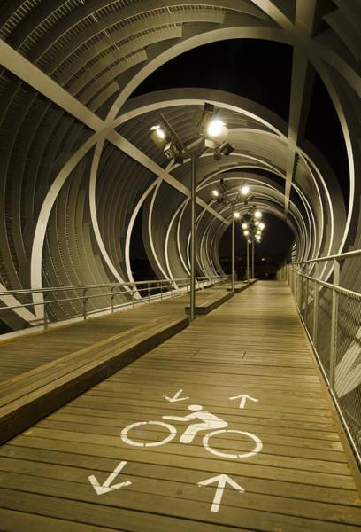 Photograph - Perrault Bridge II by Pablo Lopez