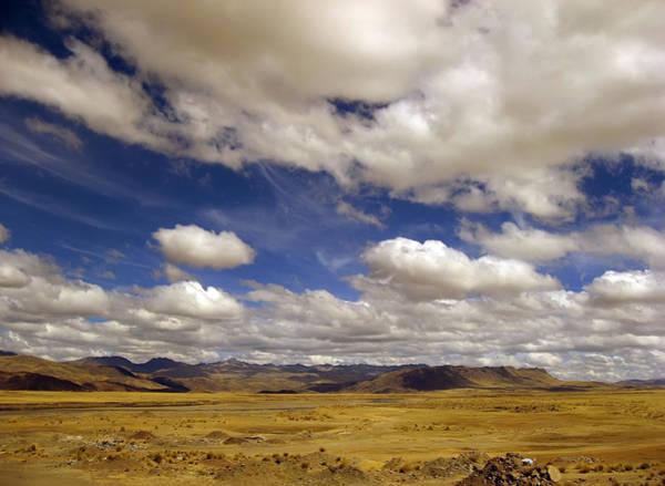 Photograph - Peruvian High Plains by RicardMN Photography