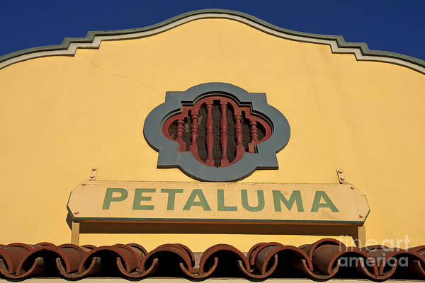 Wall Art - Photograph - Petaluma by Jason O Watson